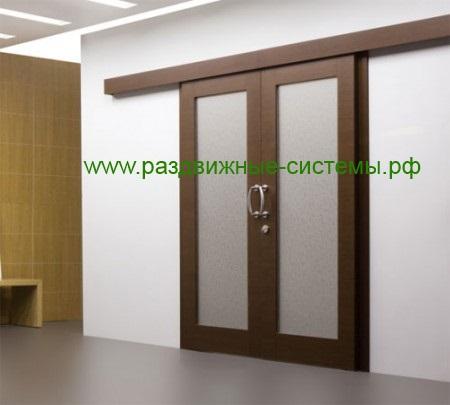 Образец раздвижного механизма дверей R3017