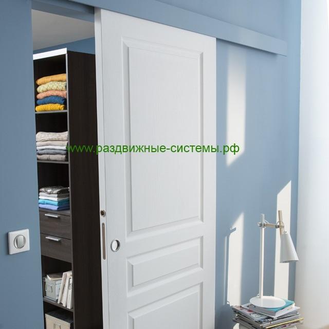 Образец раздвижного механизма дверей R103