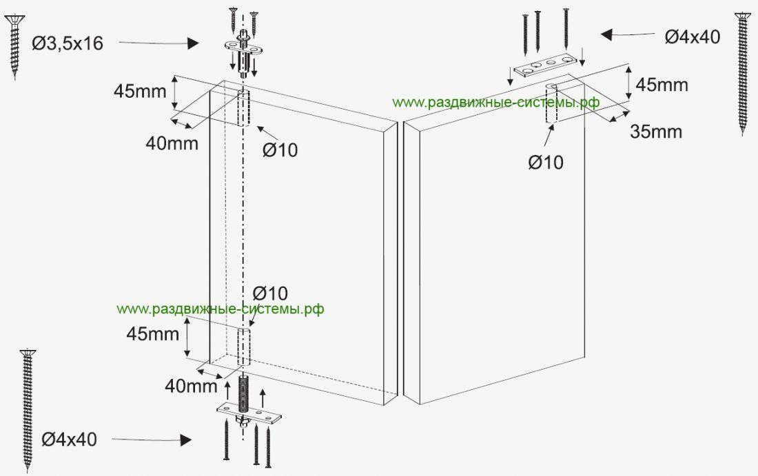 Дверь книжка межкомнатная своими руками пошаговая инструкция 2