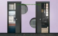 Раздвижные двери для домашнего интерьера