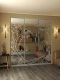 Раздвижные двери для стильного гардероба
