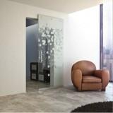 Идеальные стеклянные раздвижные двери для вашего бизнеса.