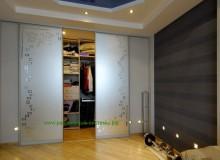 Современный дизайн мебели для систем раздвижных дверей.