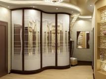 Как должен выглядеть шкаф с раздвижными дверями?